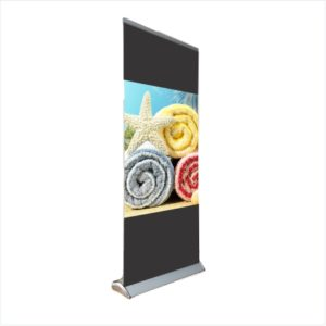 Roll Up Banner Stand V22